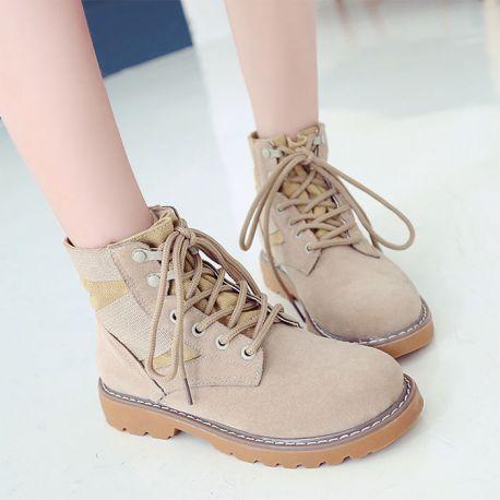 Stylish women's desert boots