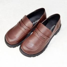 Japanese school uniform shoes