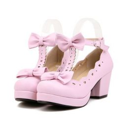 Cosplay lolita shoes