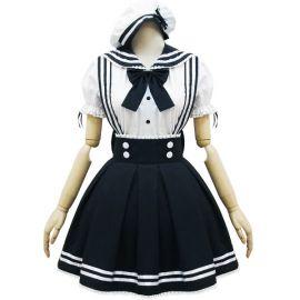 Lolita meido sailor fuku