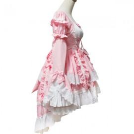 Little Red Riding Hood Lolita maid dress