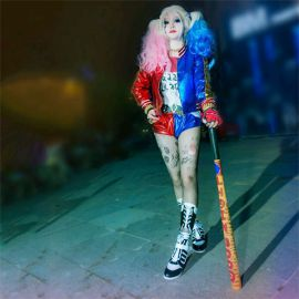Suicide Squad - Harley Quinn boots