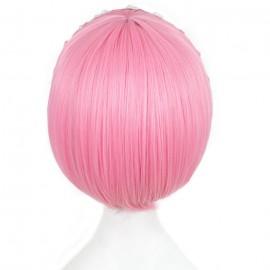 Re:Zero - Ram short pink wig