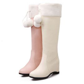 Women's lined boots
