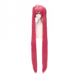 Re:Zero - Emilia pitkä hopeinen peruukki